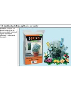 TELO TNT BRIXO AGRITHERMO SACCHI 60X80 CM. PZ.6 Miglior Prezzo