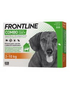 FRONTLINE COMBO KG.2-10 CANI - 3 PIPETTE Miglior Prezzo