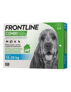 FRONTLINE COMBO KG.10-20 CANI - 3 PIPETTE Miglior Prezzo