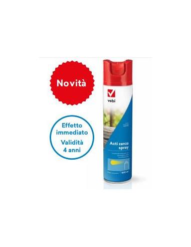 ACTI ZANZARA SPRAY ML.500 Miglior Prezzo