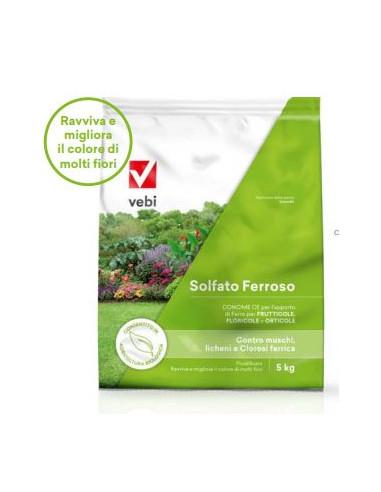 SOLFATO FERROSO FLUIDIFICATO KG.1 Miglior Prezzo