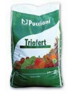 TRIOFERT PUCCIONI 7/7/7 KG.25 Miglior Prezzo
