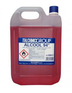 ALCOOL DENATURATO 94% CERTIFICATO LT.5 Miglior Prezzo