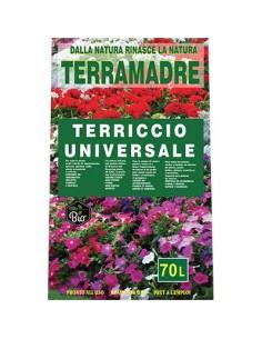TERRICCIO UNIVERSALE TERRAMADRE TERRIFLORA LT.70 Miglior Prezzo