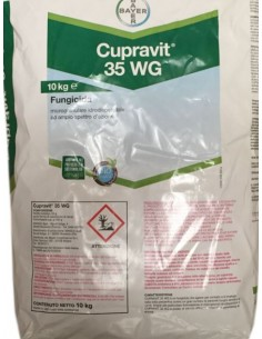 CUPRAVIT BLU 35WG KG.10 Miglior Prezzo