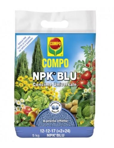 COMPO NPK BLU' KG.5 Miglior Prezzo