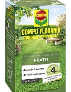 COMPO FLORANID PRATO KG.3 Miglior Prezzo