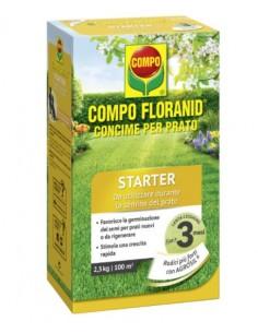 COMPO FLORANID STARTER KG.2,5 Miglior Prezzo