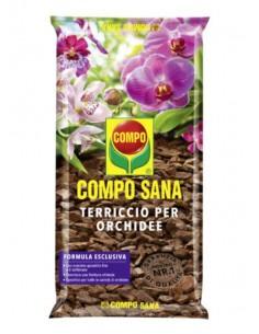 COMPO SANA TERRICCIO PER ORCHIDEE LT.5 Miglior Prezzo